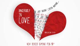 dangerously in love blog
